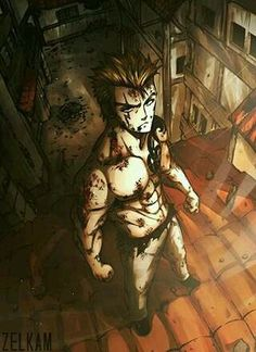Laxus♥️😭 from fairy tail Laxus Fairy Tail, Fairy Tail Anime, Laxus Dreyar, Fairy Tail Quotes, Miraxus, Fairy Tail Characters, Anime Characters, Fanart, Fairy Tail Guild
