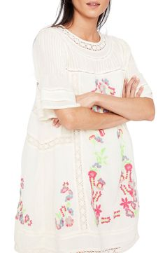 free people perfectly victorian minidress