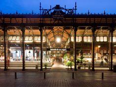Mercado San Miguel - Madrid #madrid #mercadosanmiguel #culinária #aquelelugar