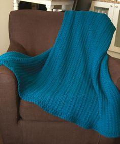 Dream Weaver Blanket - Free Pattern