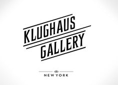 KLUGHAUS GALLERY IDENTITY NEW YORK