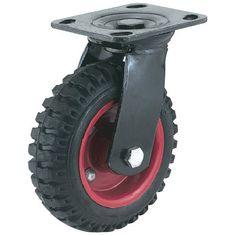 $26. Steelex D2581 Swivel Heavy Duty Industrial Wheel, 8-Inch Steelex http://www.amazon.com/dp/B0000DD1D2/ref=cm_sw_r_pi_dp_GwI2wb0HTQ9G1