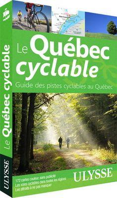 Le guide Le Québec cyclable de la collection «Espaces verts» d'Ulysse s'adresse à tous les amoureux du grand air et du vélo! Conçu pour les cyclistes friands de balades d'une journée, il vous emmène sur des parcours balisés et sécuritaires. Qu'ils empruntent des pistes cyclables municipales ou intermunicipales, des voies régionales ou interrégionales, ces parcours vous inciteront à partir à la découverte de régions inconnues et réveilleront ainsi l'aventurier qui sommeille en vous. [...]…