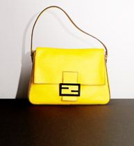 b554703807 Saint Laurent canary yellow leather oversized large tote with pouchette