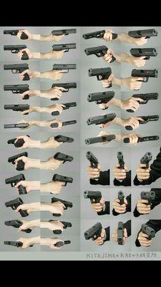 Gun handling references