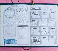 Bullet Journal layout ideas   bullet journaling   bullet journal   bullet…