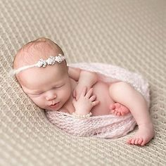 Look at this The Tiny Blessings Boutique Pink Rhinestone Flower Tie-Back Headband & Mohair Wrap - Infant on today! Baby Bump Pictures, Newborn Pictures, Baby Photos, Newborn Pics, Newborn Babies, Maternity Pictures, Family Pictures, Foto Newborn, Newborn Shoot