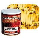 Provident Pantry® Freeze Dried Banana Dices - 16 oz  favorite preparedness item from Emergency Essentials, $19.95
