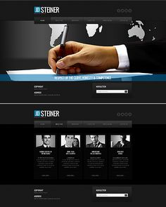Law Firm Website Template #business #javascript #html http://www.templatemonster.com/website-templates/40599.html?utm_source=pinterest&utm_medium=timeline&utm_campaign=law