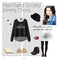 """Red Band Society - Emma Chota"" by annesuniverse on Polyvore"