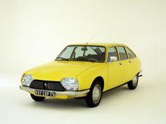 Citroën G Spécial, 1978