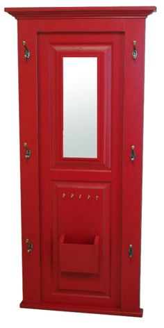 Anchique Interiors - Anchique Furniture - Canadian Made Rustic Pine Furniture - Accents - Doorganizer
