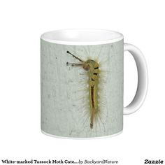 White-marked Tussock Moth Caterpillar Mug