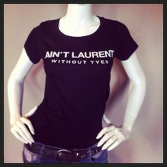 Ain't Laurent Without Yves @fratellosemmen