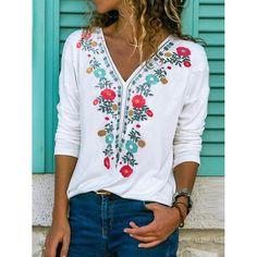 Shirts & Tops, Casual T Shirts, Shirt Blouses, Buy Shirts, Blouse Jaune, Party Tops, Types Of Sleeves, Short Sleeves, Printed Shirts