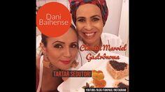 "Quadro: ""Na cozinha com Dani"" Claudia Marriel prepara Tartar Sedutor"