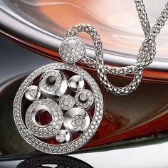 18k white gold diamond pendant Somerset West, Fine Jewelry, Jewellery, White Gold Diamonds, Diamond Pendant, Jewelry Collection, Vans, Seasons, Jewels