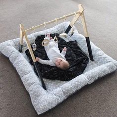 The product Padded Play Mat is sold by Little Lamb NZ in our Tictail store. Tictail lets you create a beautiful online store for free - tictail.com