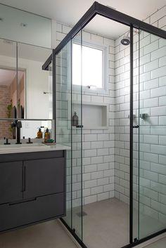 Home Design Decor, Bathroom Interior Design, House Design, Home Decor, Comfort Room, Minimalist Bedroom Small, Small Bathroom With Shower, Bathroom Design Inspiration, Cute House