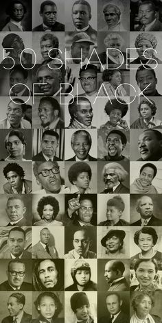 50 SHADES OF BLACK: CAN YOU NAME ALL OF THEM?