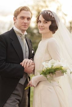 Lady Mary's Wedding Dress and the Dresses I Think Most of Us Wish She Would Have Worn! - Bummed Bride