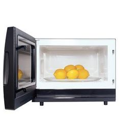 Quick Tip: Microwave as Lemon Juicer    Squeeze juice from lemons with less effort by first warming them for 20 seconds in the microwave.
