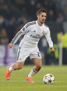 Isco Real Madrid UEFA Champions League