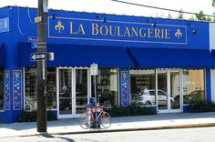 La Boulangerie - New Orleans - Seriously fabulous french bakery in NOLA.  Yum!