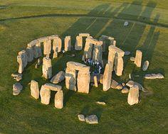 Stonehenge. England