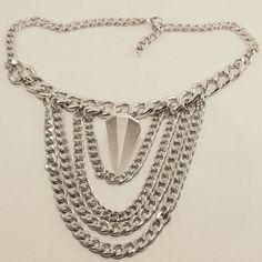 Collar Aileen (cuarzo Rosa) - $ 350,00 en MercadoLibre