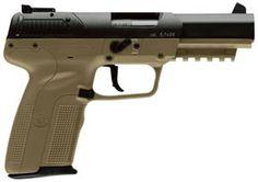 FN Herstal, Five-Seven Pistol, 5.7x28mm