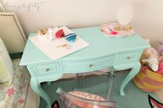 A-Mermaid-Inspired-Big-Girl-Room-by-Honey-and-Fitz-World-Overstock-Vanity-Painted-Tiffany-Blue