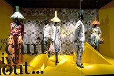 HOLT RENFREW AND ROLLOUT LAUNCH NEW SPRING DISPLAYS NATIONWIDE