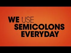 The Lonely Island & Solange ; The New Incorrect School House Rock - 'SEMICOLON' - Listen here --> http://beats4la.com/lonely-island-incorrect-school-house-rock-semicolon/