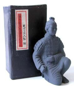 http://science.nationalgeographic.com/science/archaeology/emperor-qin/  More about the terracotta army