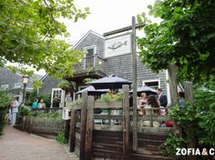 Nantucket Island Events: Rehearsal dinner at Straight Wharf