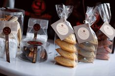 Give kids a thank you cookies for being nice at the studio...can offer to sell with packaging and thank you cards for their use during holidays or school activities :)