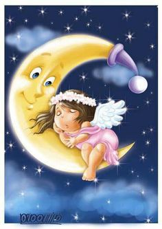 Good Night Greetings, Good Night Messages, Good Night Wishes, Good Night Moon, Good Night Image, Illustration Art Dessin, Night Illustration, Emoji Pictures, Cute Pictures