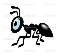 Resultado de imagem para ilustração sobre a formiga