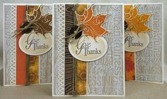 Quick Thanksgiving cards 8-)