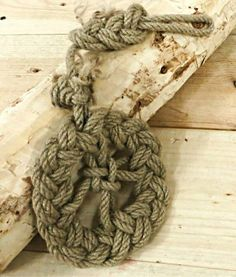 interior decorating with knots