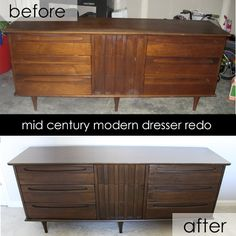 http://thecreativeimperative.blogspot.com/2012/10/refinished-mid-century-modern.html