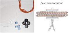 button joint by Diana Prince, to make my ami dolls have moveable arms and legs. Yay! I've been looking for this!