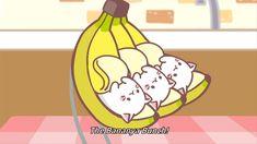 The Bananya bunch!