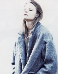 Magdalena Frackowiak by Paolo Roversi for Vogue Paris October 2007