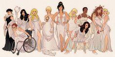 Wonder+Girl+DC+Comics   En effet, l'univers DC compte un nombre incalculable d'héroïnes ...