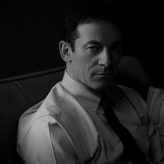 Jason Isaacs. First saw him in Peter Pan, found everything I could that he'd done before and after it - the man is dashing, but don't let that distract you from his talent.