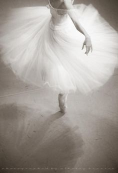 I dance for You....