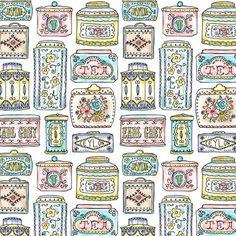 print  pattern: FABRIC8 - heather dutton