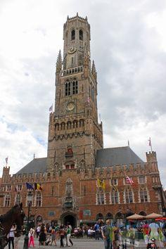Brujas - Bruges - Brugge (Markt - Market Square)